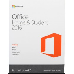 Microsoft Office Home & Student 2016 1 PC