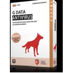 G Data AntiVirus 1-PC 1 jaar