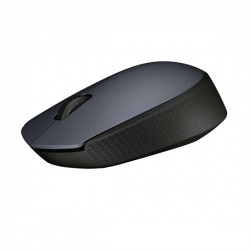 Logitech M171 Wireless Mouse Black / red/ blue