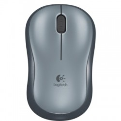 LOGITECH RET. Wireless Mouse M185 Black
